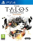 The Talos Principle: Deluxe Ed. Ps4