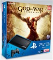 Console Ps3 500gb+gow Ascension Ps3