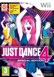 Just Dance 4 Day 1 Version Wii