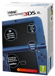 Console New 3ds Xl Metallic Blue