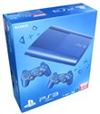 Console Ps3 500gb Blue + 2 Pad Blue