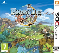 Image of Fantasy Life 3ds