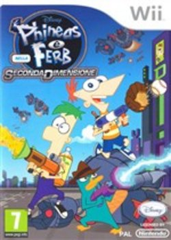 Phineas & Ferb 3 - Wii