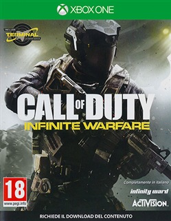 Call Of Duty Infinite Warfare Xbone