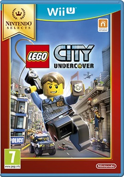 Image of Lego City Undercover Select Wiiu