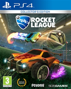 Rocket League Collector's Edition Ps4