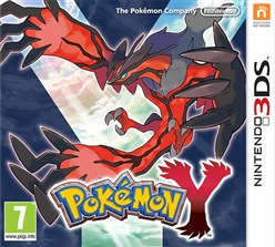 Image of Pokemon Y 3ds