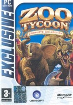 Zoo Tycon Complete Edition Kol 2008 Pc