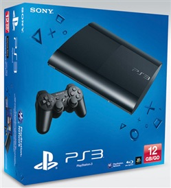Image of Console Ps3 12gb P-chassis