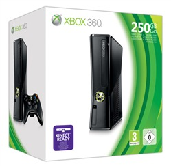 Console Xbox360 250gb Slim New