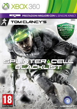 Splinter Cell Blacklist Special Xb360
