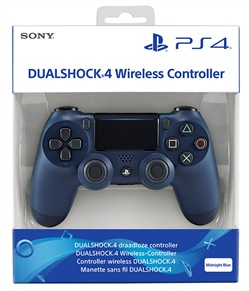 Sony Ctrl Dualshock 4 Midnight Blue (PS4)