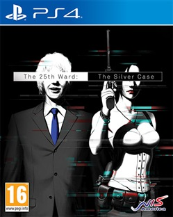 The 25th Ward: The Silver Case (PS4)