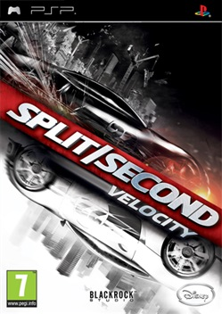 Split Second:Velocity Psp