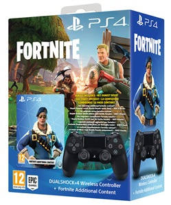Sony Controller DS4 V2 + Fortnite VCH PS4
