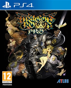 Image of Dragon's Crown Pro Battle Hardened ed (PS4)