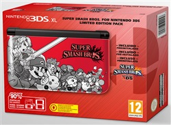 Image of Console 3ds Xl + Super Smash Bros.