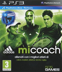 Image of Adidas Mi-coach Move Ps3