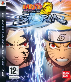 Image of Naruto: Ultimate Ninja Storm Ps3