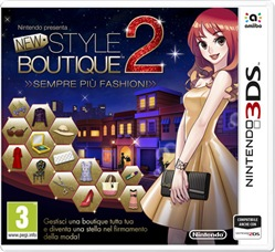 Image of New Style Boutique 2 3ds