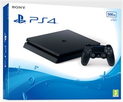 Console Ps4 Slim 500 Gb