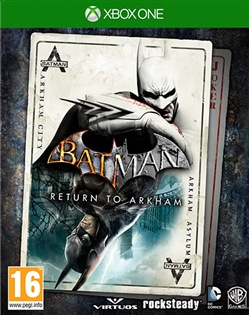 Batman: Return To Arkham Xbone