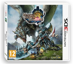 Image of Monster Hunter 3 Ultimate 3ds