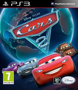 Cars 2 - Ps3.