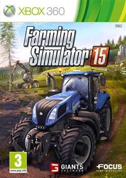 Farming Simulator 2015 Xbox360