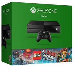Image of Console Xbox One 500gb + Lego Movie