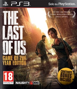 The Last Of Us Goty Ed. Ps3