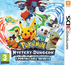 Image of Pokemon Mystery Dungeon 3ds