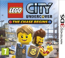 Image of Lego City Undercover 3ds