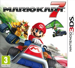 Image of Mario Kart 3ds