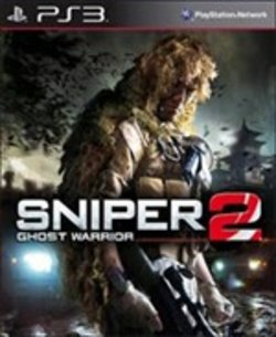 Sniper Ghost Warrior 2 Collector Ed. Ps3