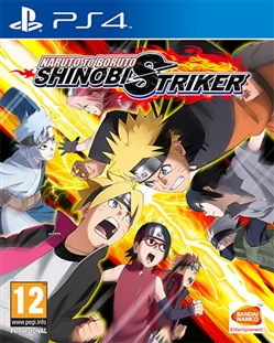 NARUTO BORUTO SHINOBI STRIKER PS4