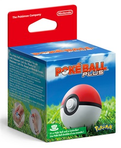 Poke' Ball Plus