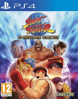 Street Fighter 30esimo Ann. Collection (PS4)