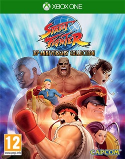 Street Fighter 30esimo Ann. Collection (XONE)