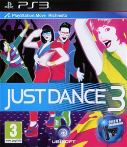 Just Dance 3 Ps3 (Compatibile Move)