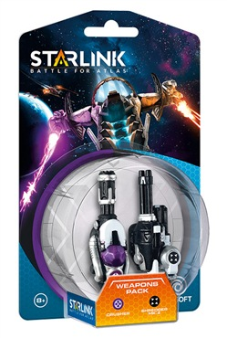 Starlink:BfA - Pack Armi CrusherShredder