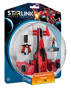 Starlink: BfA - Pack Astronave Pulse