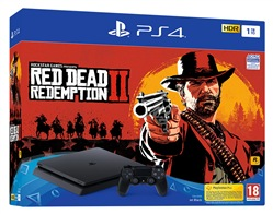 PS4 1TB F + Red Dead Redemption 2
