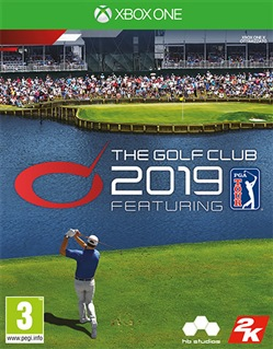The Golf Club 2019 Featuring PGA Tour XONE