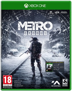 Metro Exodus - Day One Edition XONE