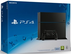 Image of Console Ps4 500 Gb B-chassis