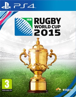 Image of Rugby World Cup 2015 Ps4