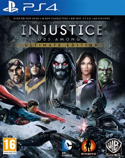 Injustice: Gods Among Us Goty (Ps4)