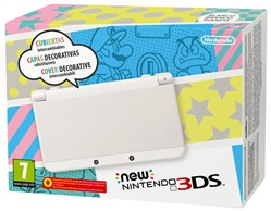 Console New 3ds White
