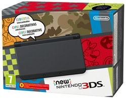 Console New 3ds Black